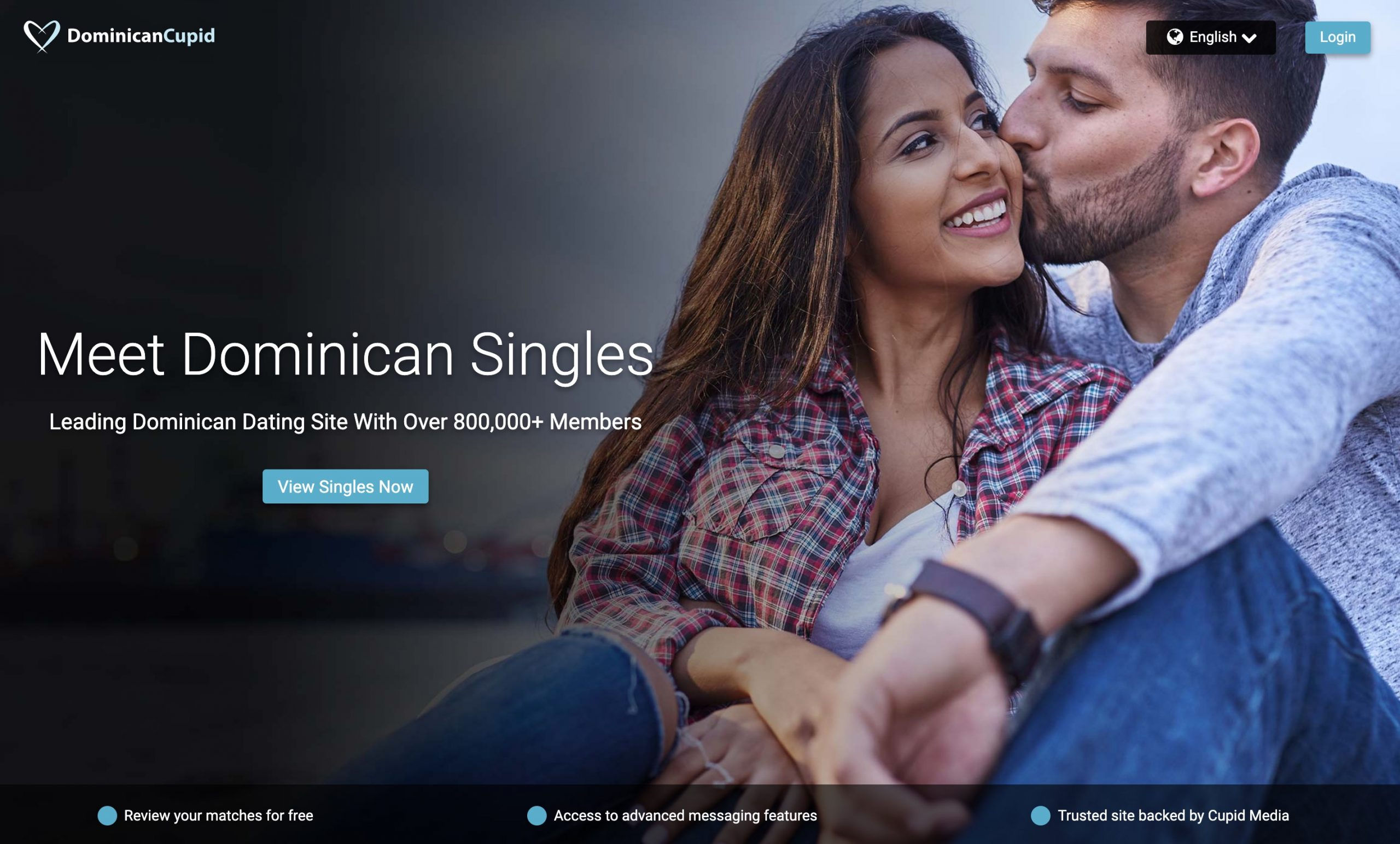 DominicanCupid main page